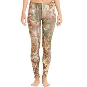 NWT Under Armour Camo Leggings